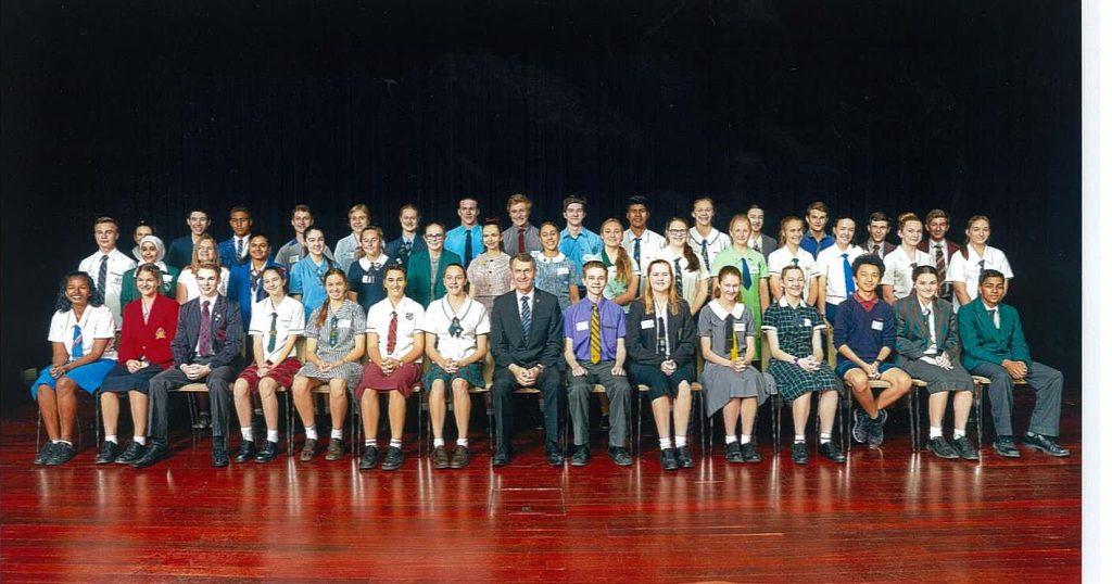 St Paul's School » Lord Mayor's Youth Advisory Council