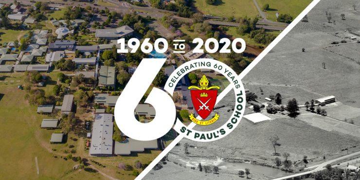 St Paul's School - 60 Year anniversary