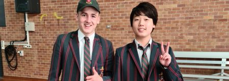 International Student Life at St Paul's International School in Brisbane
