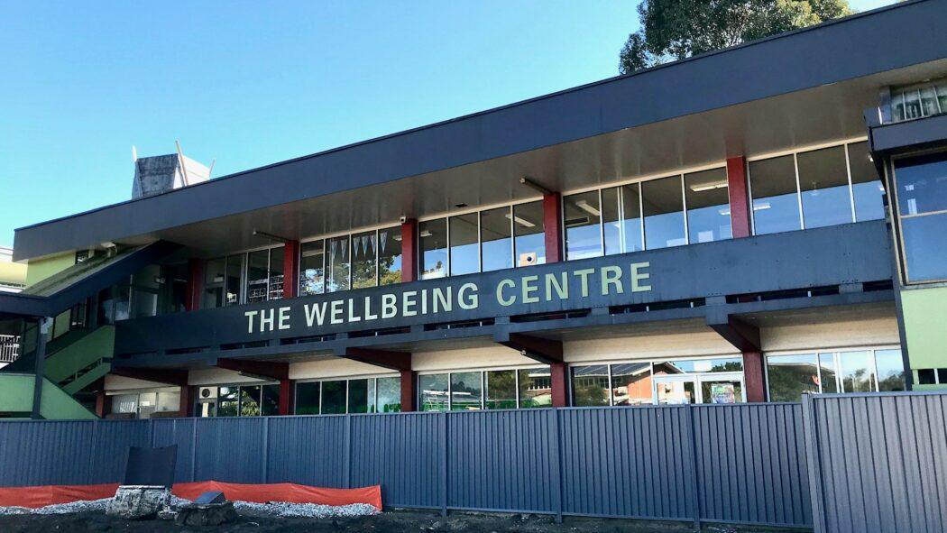 St Paul's School Wellbeing Centre